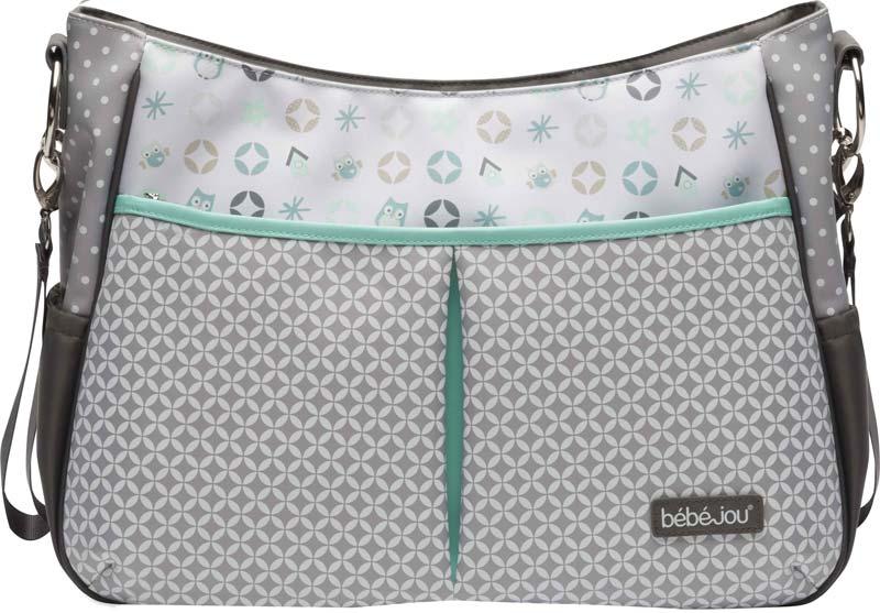 Bebe-Jou Luxusní přebalovací taška Bébé-Jou Owl Family sovičky