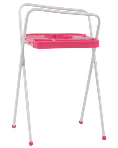 Bebe-Jou Kovový stojan na vaničku Bébé-Jou 103cm Girl růžový