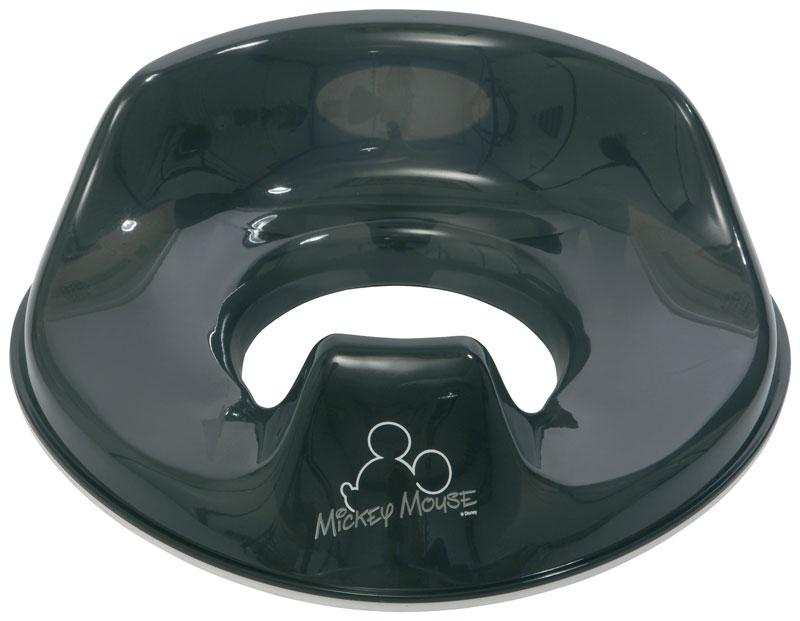 Bebe-Jou Tréninkové sedátko na toaletu Bébé-Jou průsvitný grafit Mickey