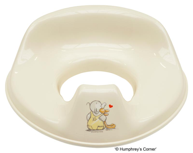 Bebe-Jou Tréninkové sedátko na toaletu Bébé-Jou Humphrey krémový