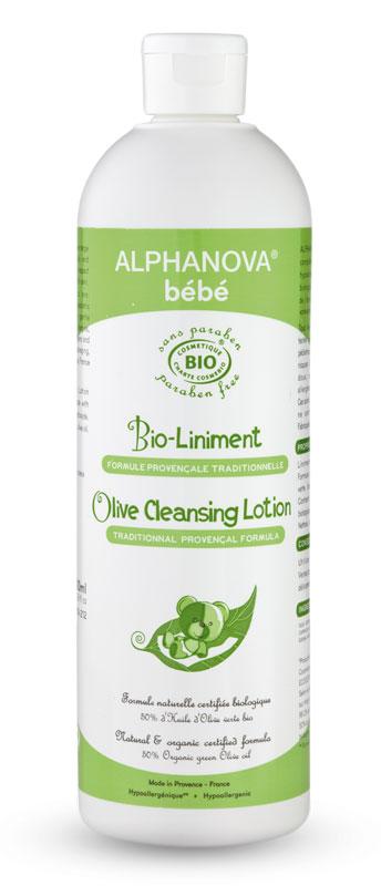 ALPHANOVA SANTE S.A.R.L. BIO Olivový čistící roztok podle tradič. provensálského receptu s 50% olivového oleje 500ml