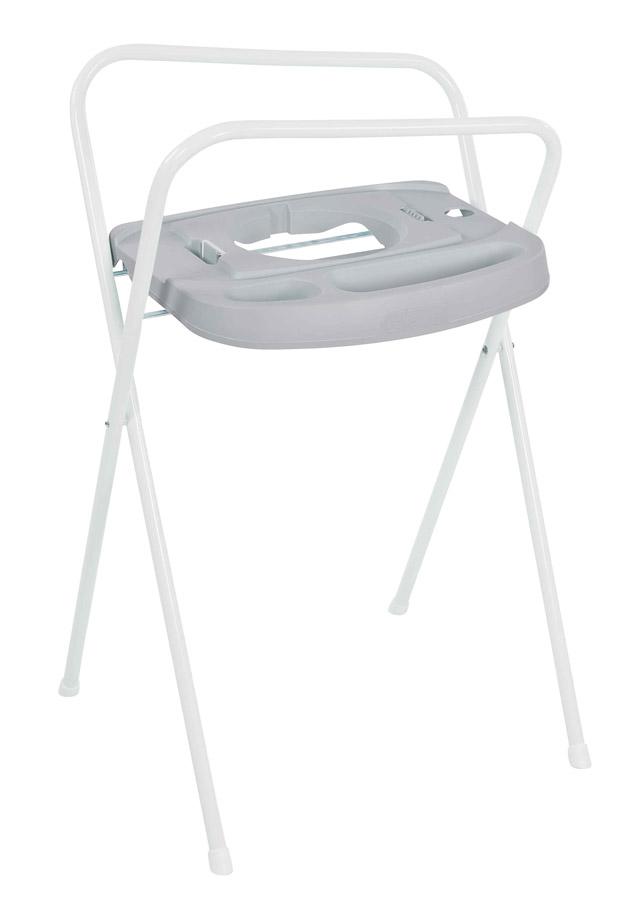 Bebe-Jou Kovový stojan Click na vaničku Bébé-Jou 98cm šedý