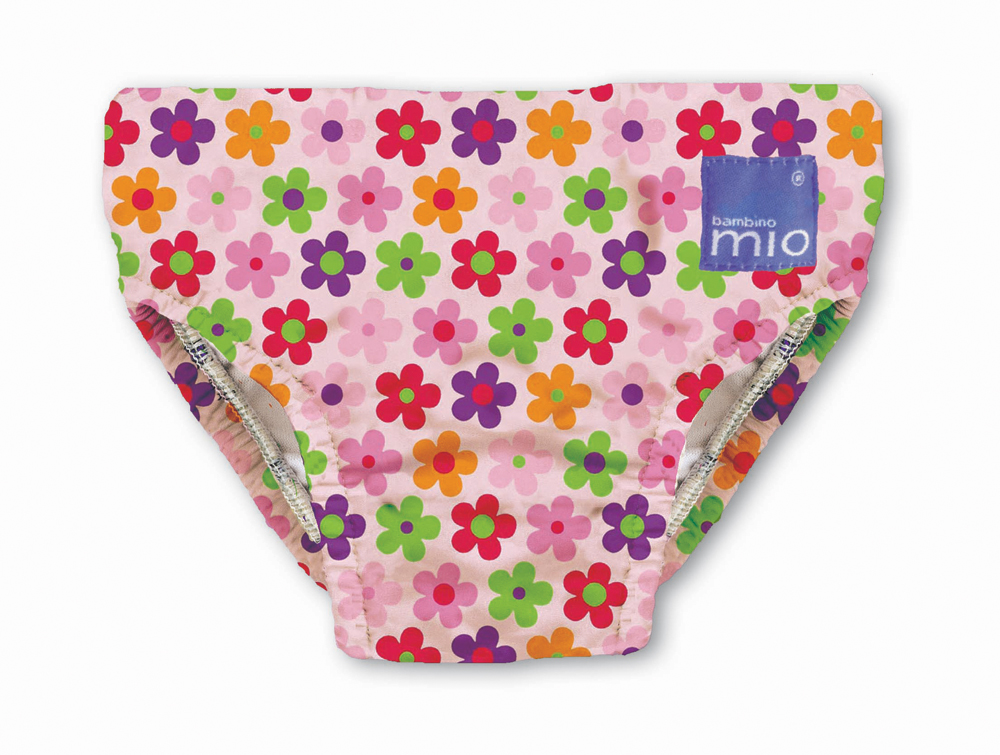 Bambino Mio Kalhotky koupací Pink Daisy v.M