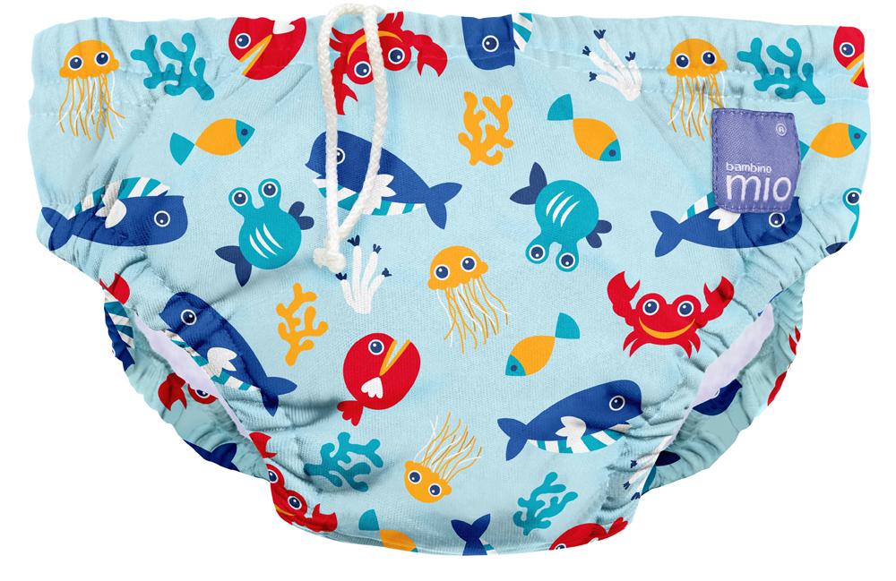 Bambino Mio Kalhotky koupací Deep Sea Blue vel.S