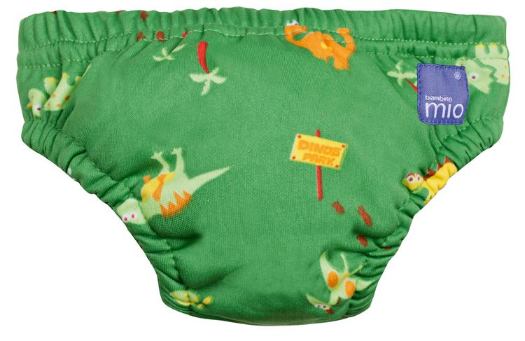 Bambino Mio Kalhotky koupací Green Dino v.S
