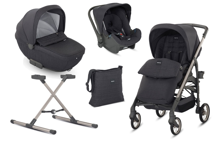 Inglesina System Otutto Deluxe 2017 GREY