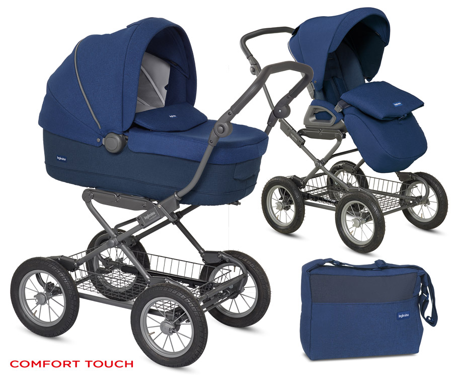 Inglesina System Sofia Comfort Touch 2017 Ergo Bike COBALT BLUE
