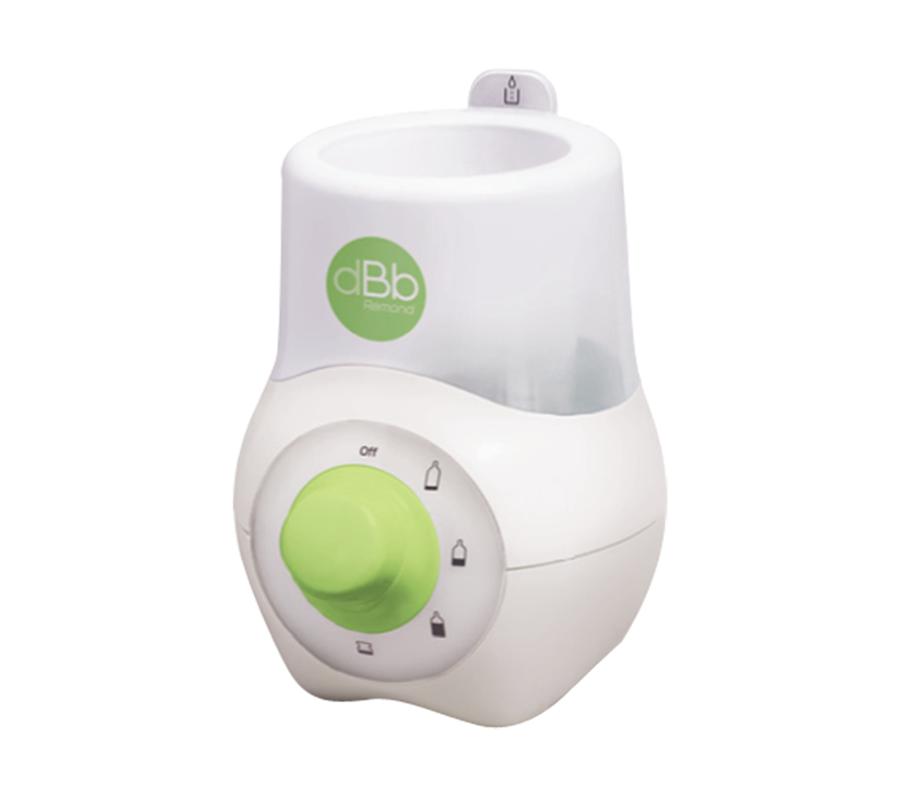 Ohřívač lahví a dětské stravy dBb Remond Barva: Bílá