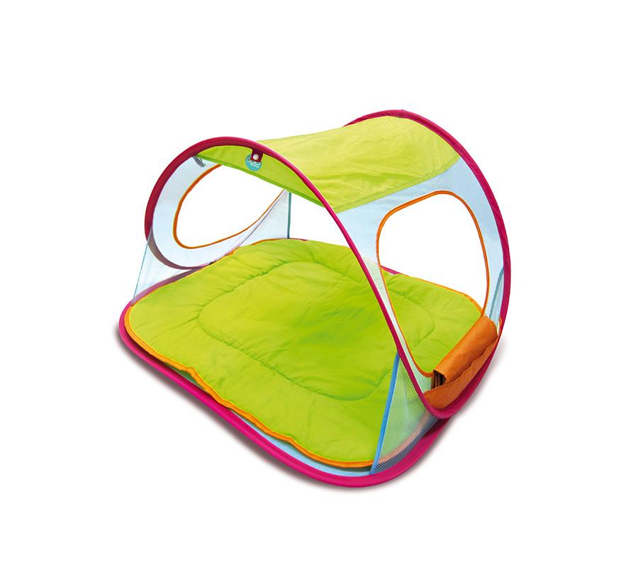 dBb Remond dBb Cestovní hrací podložka se střechou a ochranou UV