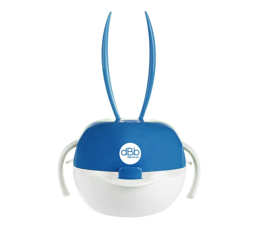 dBb Remond dBb Cestovní jídelní souprava zajíc Barva: Modrá