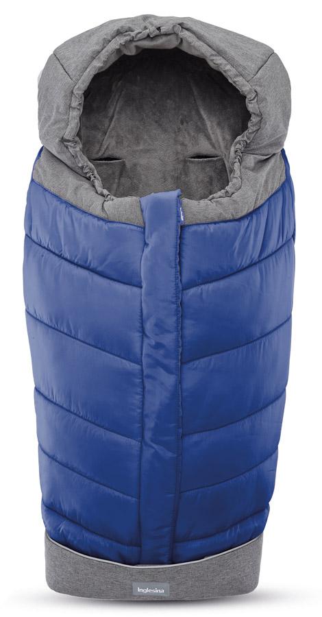 Inglesina Fusak Winter Muff Royal Blue pro kombinovaný/sportovní kočárek