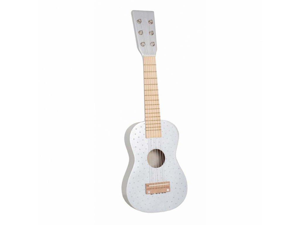 jabadabado gitara strieborna m14100