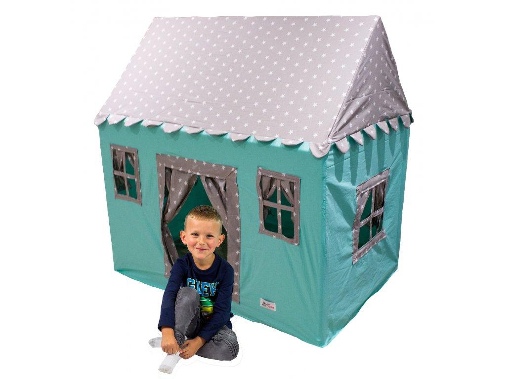 Dětský mentolový domeček