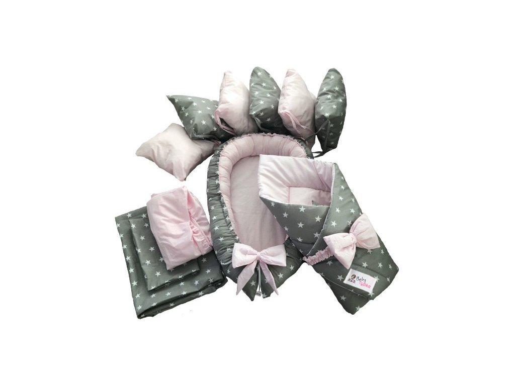 329 4 329 vybavicka pro miminko l stars pink kopie
