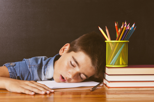 Deti a problémy s učením