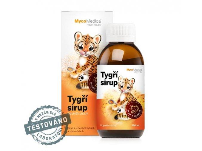 tigri sirup mycomedica