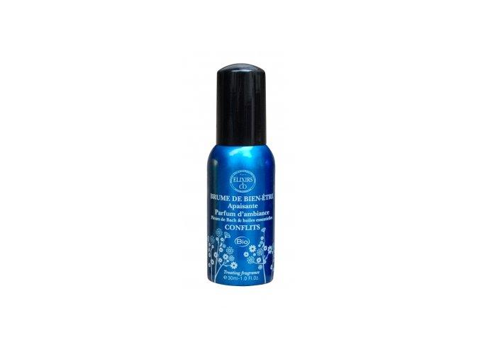 Interiérový parfém Konflikt BIO Bachove esencie (Obsah 100 ml)