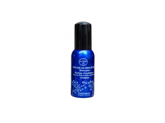 Interiérový parfém Stres BIO Bachove esencie (Obsah 100 ml)
