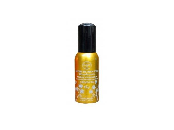 Interiérový parfém Urgency BIO Bachove esencie (Obsah 100 ml)