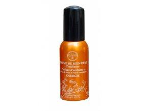 Interiérový parfém Energia BIO Bachove esencie (Obsah 100 ml)