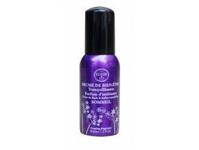 Interiérový parfém Spánok BIO Bachove esencie (Obsah 100 ml)