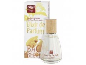 Elixir de Parfum Feel Safe Dr. Bach - Fitne (Obsah 50 ml)