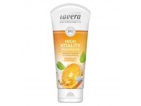 sprchovy gel high vitality lavera