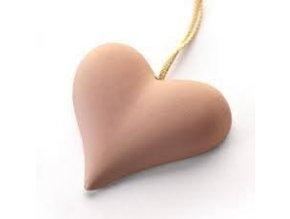 aromakamen srdce terakota