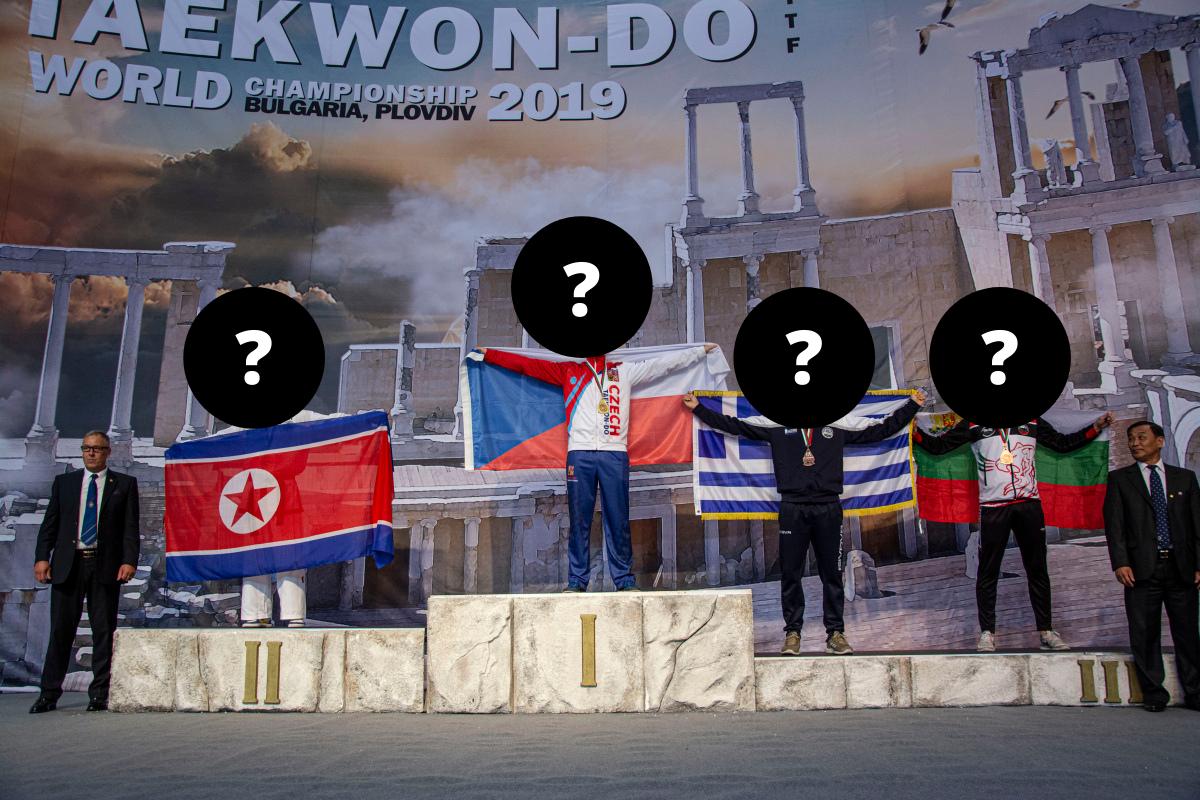 Nejlepší, ale přesto nikdy nevyhráli Mistrovství světa v Matsogi?