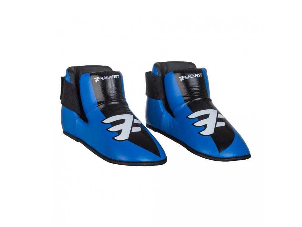 Chrániče nohou modré - BackFist Competition