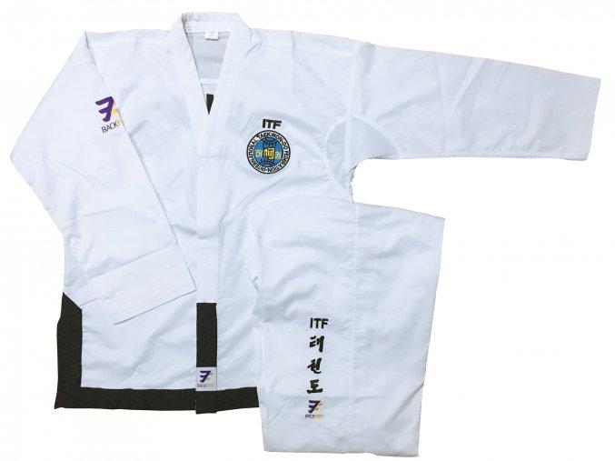 Foto black Belt white