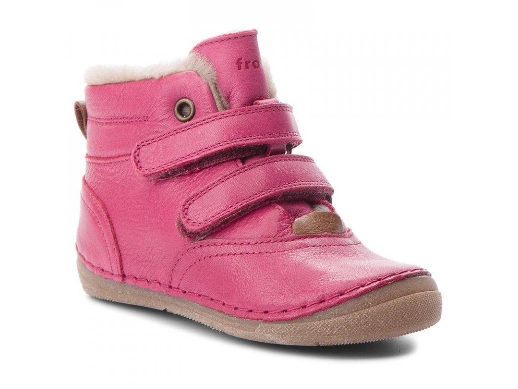 Zimní kožená obuv Froddo 4884fd7a52