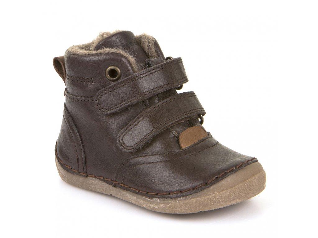 4d9d594fff Zimní kožená obuv Froddo