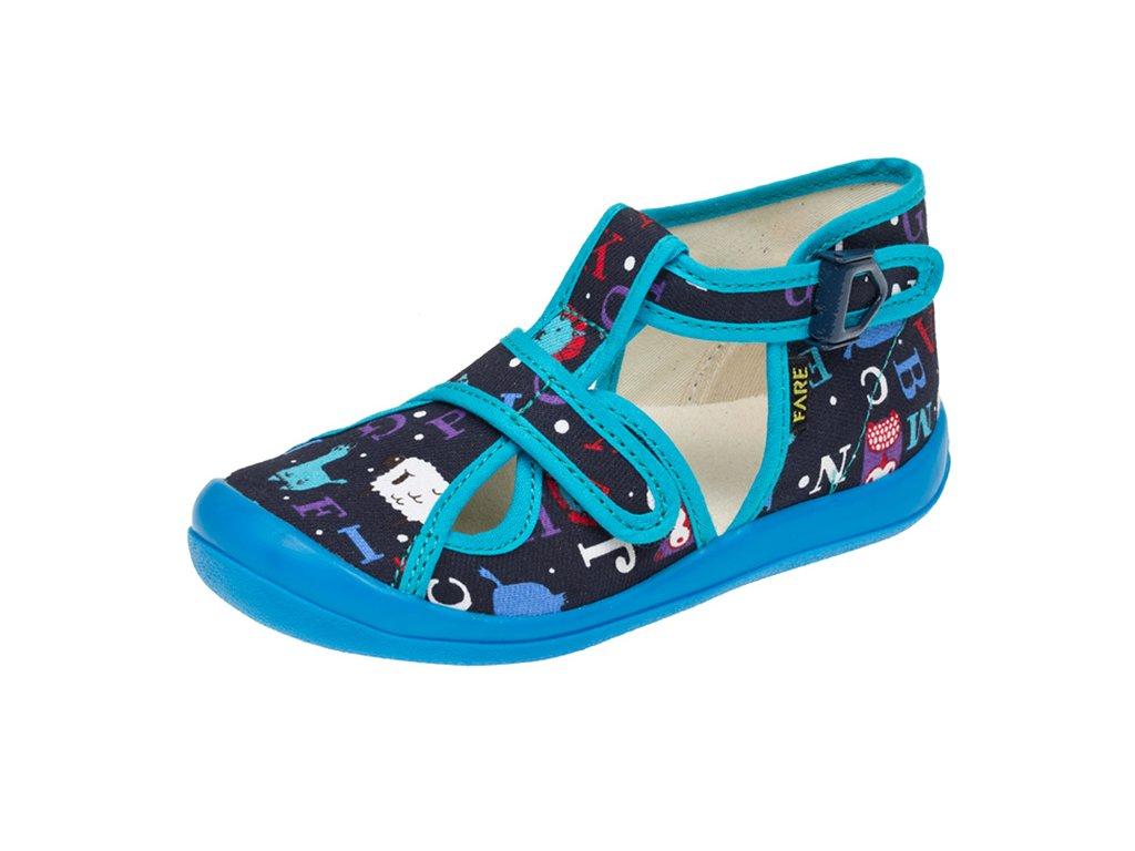 6d7cfb0a264 Domácí obuv Fare 4119402