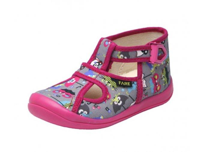 Domácí obuv Fare 4114446