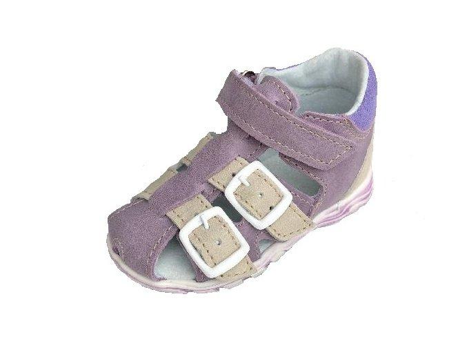 Jonap sandál 017M Lila