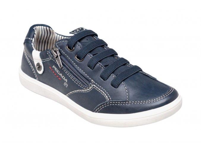 Kožená obuv UNI Pegada MARINHO
