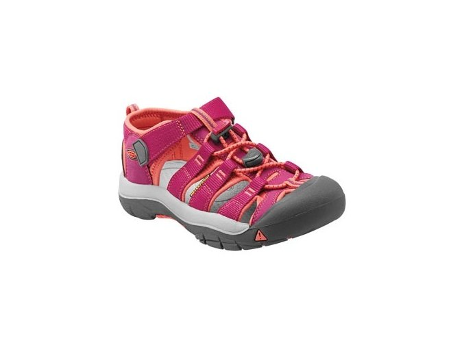 Sandále KEEN NEWPORT H2 K/very berry-fusion coral