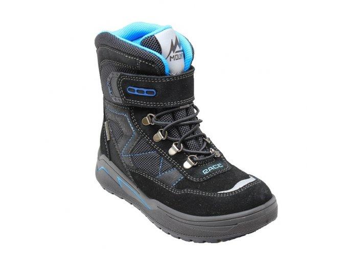 Zimní obuv s membránou SantéIC/84388 NERO černá