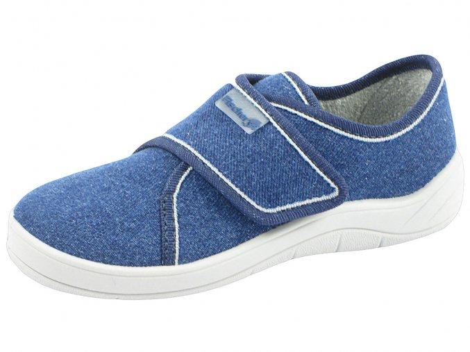 Domácí obuv Fischer 201631-501