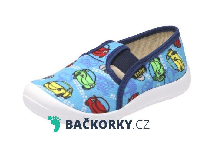 Domácí obuv Fare 4111403