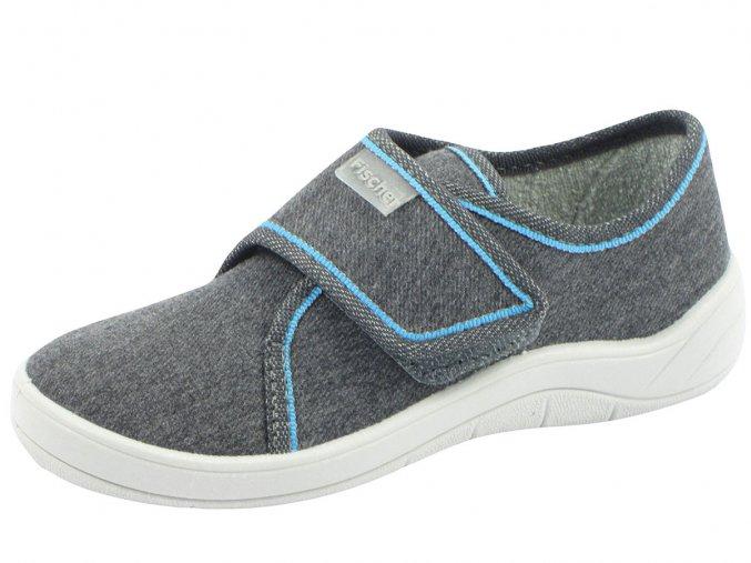 Domácí obuv Fischer 201631-601