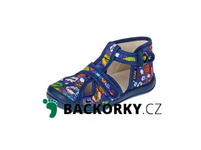 Domácí obuv Fare 4119403