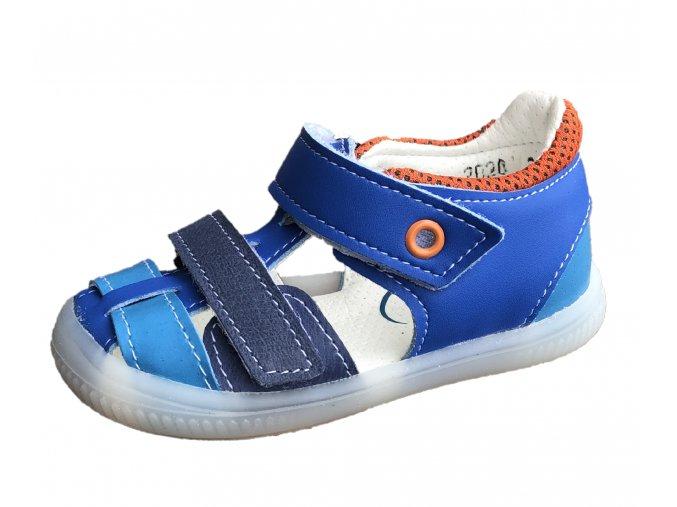 sante sandale modra