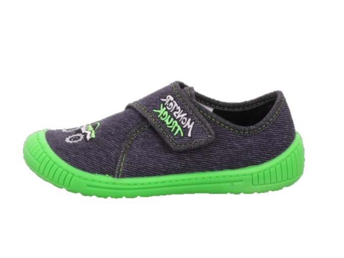Domácí obuv Fischer 602454/666 grau