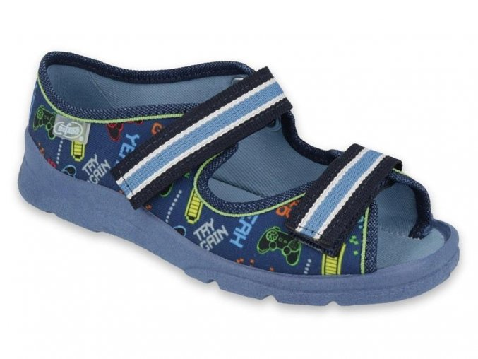 30689 1 969y161 31 chlapecke sandalky befado game