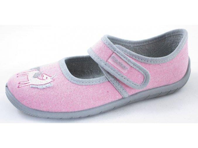 Domácí obuv Fischer 512244