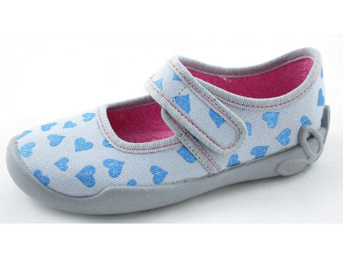 Domácí obuv Fischer 512041
