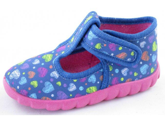 Domácí obuv Fischer 511552
