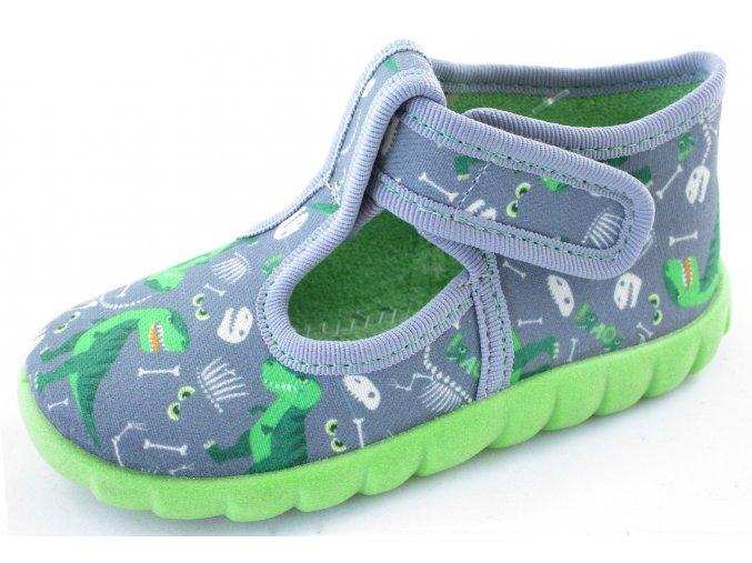 Domácí obuv Fischer 511556